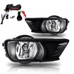 Toyota Camry 2007-2009 Clear OEM Style Fog Lights Kit