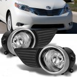 Toyota Sienna 2011-2017 Clear Driving Lights