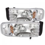 2001 Dodge Ram Sport Euro Headlights