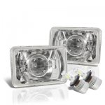 1984 Chrysler Laser LED Projector Headlights Conversion Kit