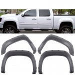 GMC Sierra 2007-2013 Short Bed Fender Flares