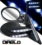 Dodge Neon 1995-1999 CF Diablo Style Power Side Mirror