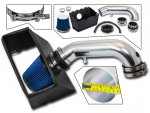 2012 Dodge Ram Cold Air Intake with Blue Air Filter