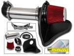 Dodge Magnum 2005-2008 Cold Air Intake with Red Air Filter