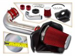Jeep Grand Cherokee 2011-2018 Cold Air Intake with Red Air Filter