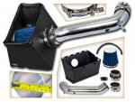 2005 Dodge Ram 2500 Cold Air Intake with Blue Air Filter
