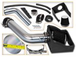 Lincoln Navigator 2007-2014 Cold Air Intake with Black Air Filter