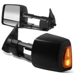 Toyota Tacoma 2005-2015 Towing Mirrors LED Lights Power Heated