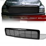 Dodge Ram 2500 1994-2002 Black Billet Grille