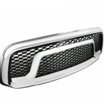 Dodge Ram 1500 2013-2018 Chrome Honeycomb Style Grille