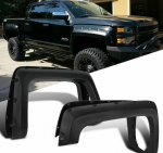 Chevy Silverado 2500HD 2015-2019 Fender Flares Pocket Rivet