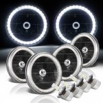 Buick Special 1961-1969 LED Halo Black LED Headlights Conversion Kit