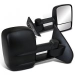 2014 GMC Sierra Manual Towing Mirrors