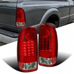 Ford F250 Super Duty 2011-2016 LED Tail Lights