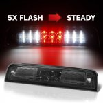 2016 Dodge Ram Black Flash LED Third Brake Light