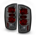 2005 Dodge Ram Smoked Altezza Tail Lights