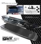 Honda Civic Hatchback 1992-1995 Spoon Style Carbon Fiber Spoiler