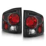 Chevy S10 1994-2004 Black Custom Tail Lights