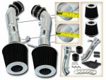 Nissan 370Z V6 2009-2020 Cold Air Intake with Heat Shield and Black Filter