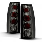 GMC Sierra 2500 1988-1998 Smoked Altezza Tail Lights