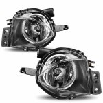 BMW 3 Series Sedan 2006-2008 Fog Lights