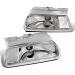 Dodge Neon 1995-1999 Chrome Parking Lights