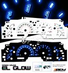 Ford Expedition 1999-2000 Glow Gauge Cluster Face Kit