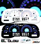 Dodge Dakota 1997-2000 Glow Gauge Cluster Face Kit