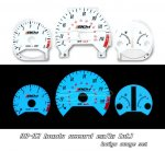 Honda Accord AT 1998-2002 Glow Gauge Face Kit