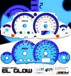 Ford Focus 2000-2005 Glow Gauge Cluster Face Kit
