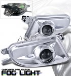 Mercedes Benz CLK 1998-2002 Chrome Projector Fog Lights