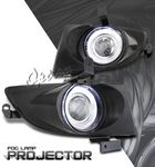 Hyundai Sonata 2006-2007 Halo Projector Fog Lights