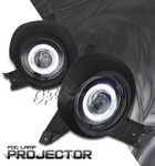 2002 Ford Explorer Sport Trac Halo Projector Fog Lights