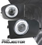 2000 BMW E39 5 Series Halo Projector Fog Lights