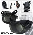 2004 VW Passat Smoked Projector Fog Lights Kit