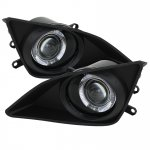 2009 Toyota Corolla Clear Halo Projector Fog Lights