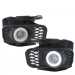 1999 Ford Expedition SMD Halo Projector Fog Lights