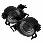 Nissan Quest 2004-2006 Clear Halo Projector Fog Lights