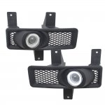 Ford Expedition 1997-1998 SMD Halo Projector Fog Lights