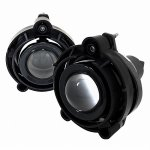 Buick LaCrosse 2008-2009 Clear Projector Fog Lights