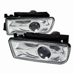 BMW E36 3 Series 1992-1998 Clear Projector Fog Lights