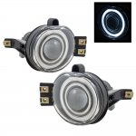 2008 Dodge Ram SMD LED Halo Projector Fog Lights
