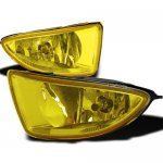 Honda Civic 2004-2005 Yellow Fog Lights Kit