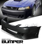 1999 Ford Mustang Demon Style Front Bumper