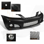 Lexus IS350 2006-2008 IS-F Style Bumper Conversion with Fog Lights