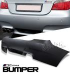 BMW E60 5 Series 2008-2009 M5 Style Rear Bumper