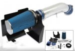 2005 Cadillac Escalade Aluminum Cold Air Intake System with Blue Air Filter