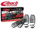 VW Eos DSG 2007-2009 Eibach Pro Kit Lowering Springs
