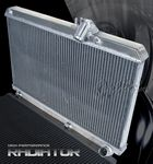 Mazda RX8 2004-2008 Performance Aluminum Radiator