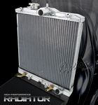 2000 Honda Civic AT Performance Aluminum Radiator
